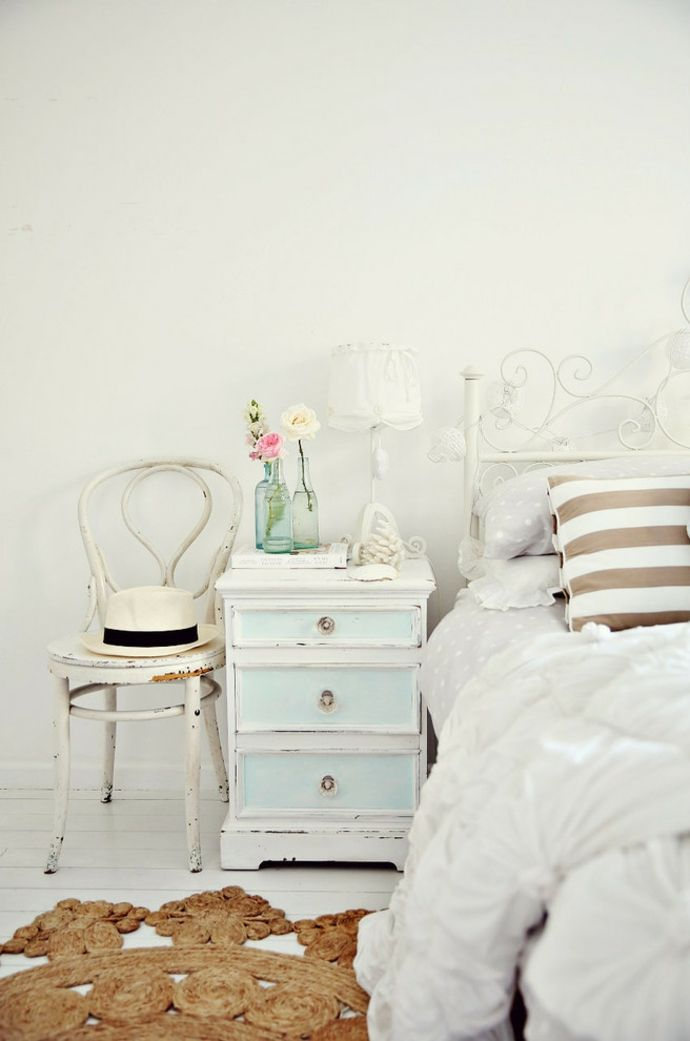shabby chic wie funktioniert dieser stil. Black Bedroom Furniture Sets. Home Design Ideas