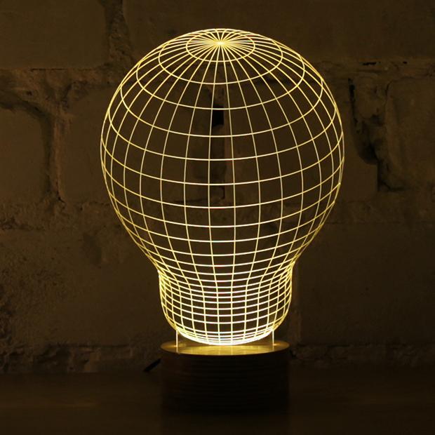 Bulbing-das spannende LED-Beleuchtungskonzept