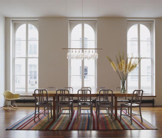 Geräumige Loftwohnung-Zeitgenössische Kronleuchter fürs Wohnzimmer