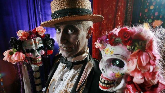 Halloween Partydeko-Karneval