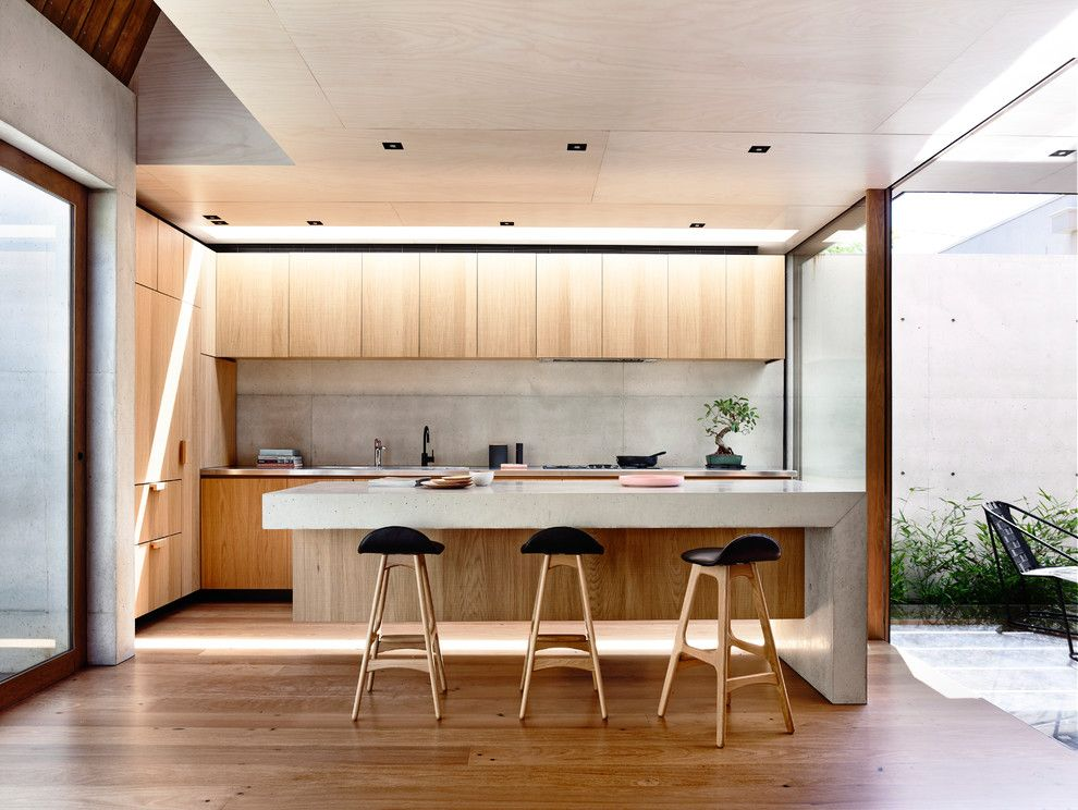 Holz Küche Modern Ideen-schöne moderne küchen