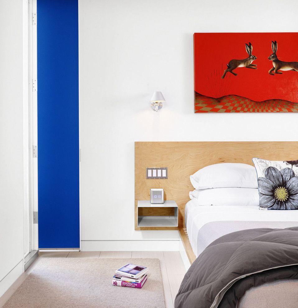 Ideen für ein modernes schlafzimmer in weiß   trendomat.com