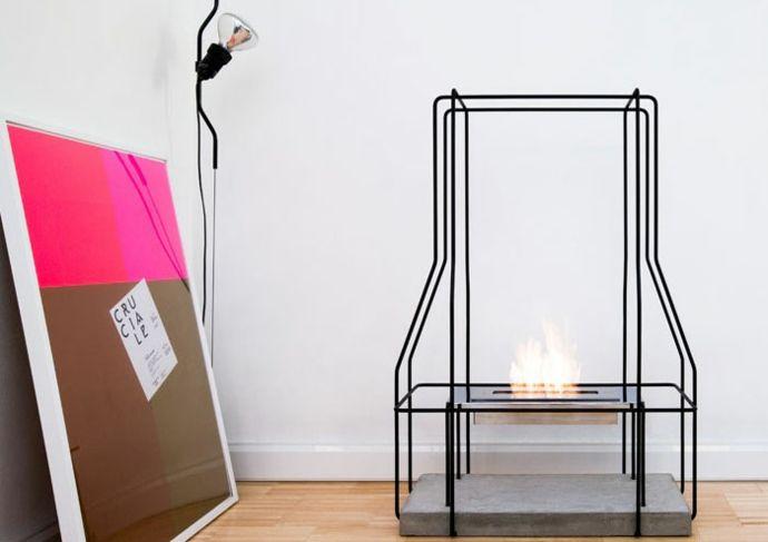 stempelbeton f r ein modernes design. Black Bedroom Furniture Sets. Home Design Ideas