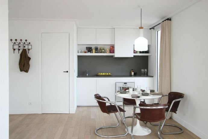 Küche Küchendesign Weiß