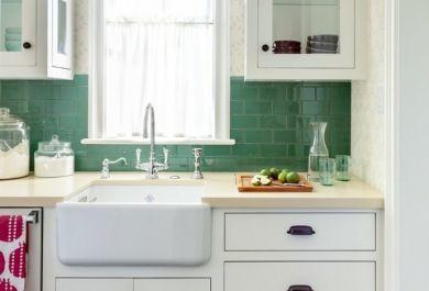 die k chengardinen ein wundervolles deko element. Black Bedroom Furniture Sets. Home Design Ideas