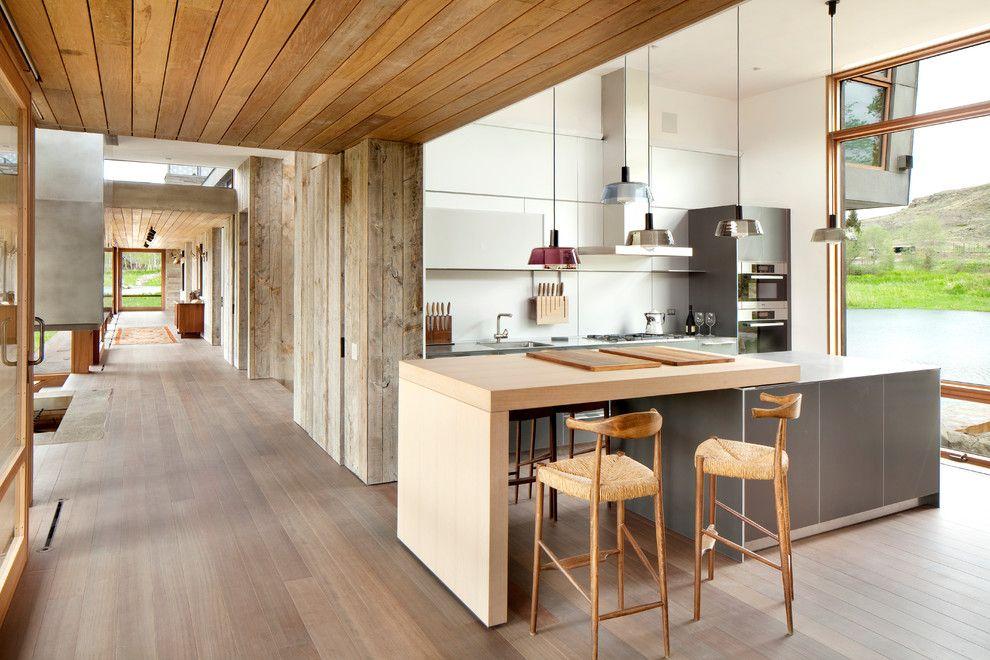 Ideen zur Kücheneinrichtung im modernen Stil - Trendomat.com