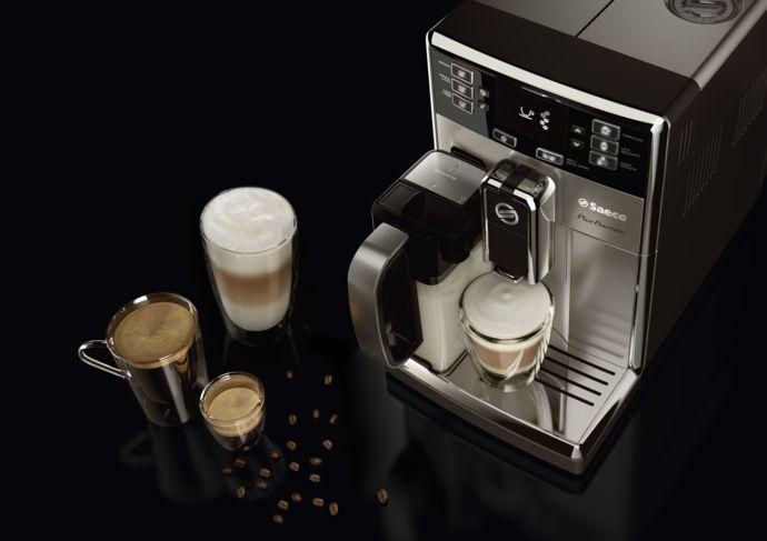 Kaffee Kaffeespezialitäten Innovation-Küchenelektrogeräte