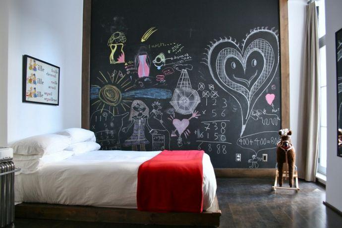 Kinderzimmer Schlafzimmer Malerei-Tafelwand