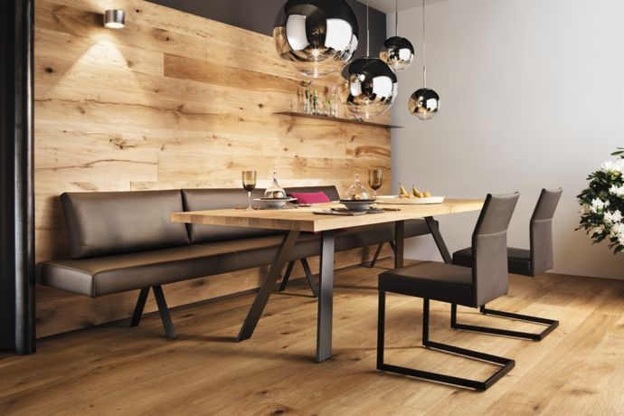 Massivholzmöbel Esszimmer modern design-Massivmöbel