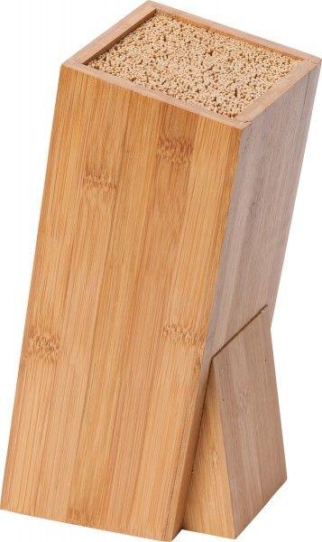 Messerhalter Bambus-Küchenorganisation