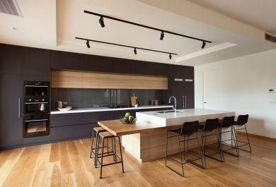 Ideen Zur Kücheneinrichtung Im Modernen Stil