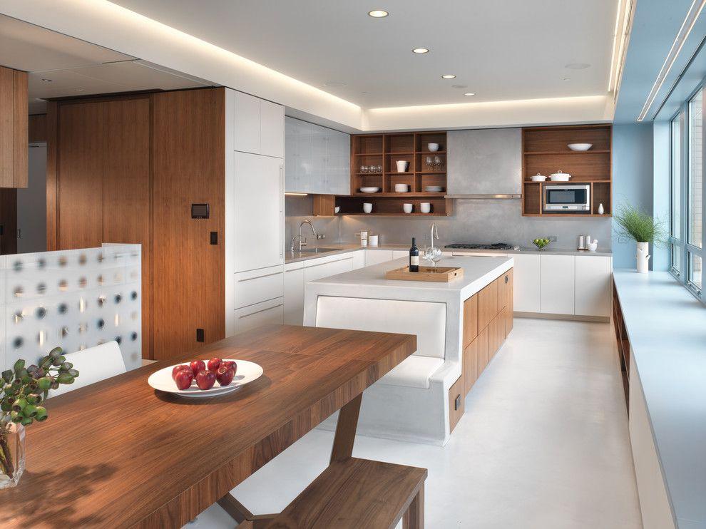 Das Neu Küche Weiß Hochglanz Ideen  buiducliemnet