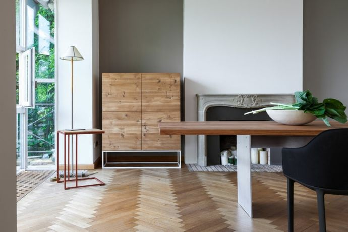 Moderne Massivholzmöbel-Massivmöbel