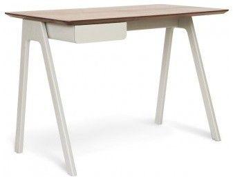 Nussbaum Weiß-Moderne Schreibtische