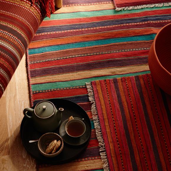 das a und o der gem tlichkeit zu hause einrichtungsideen in warmen farben. Black Bedroom Furniture Sets. Home Design Ideas
