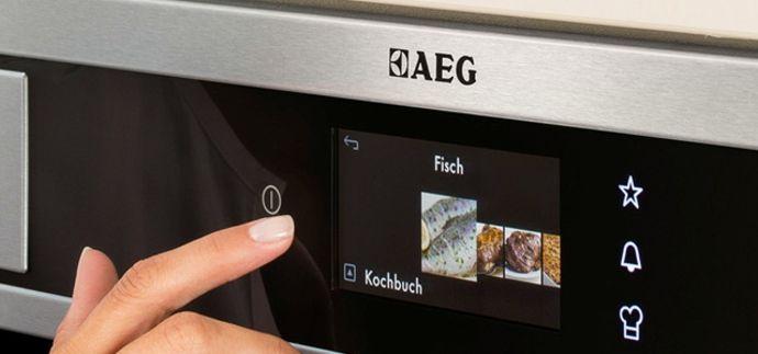 Profikoch Innovation App Smartphone-Küchenelektrogeräte