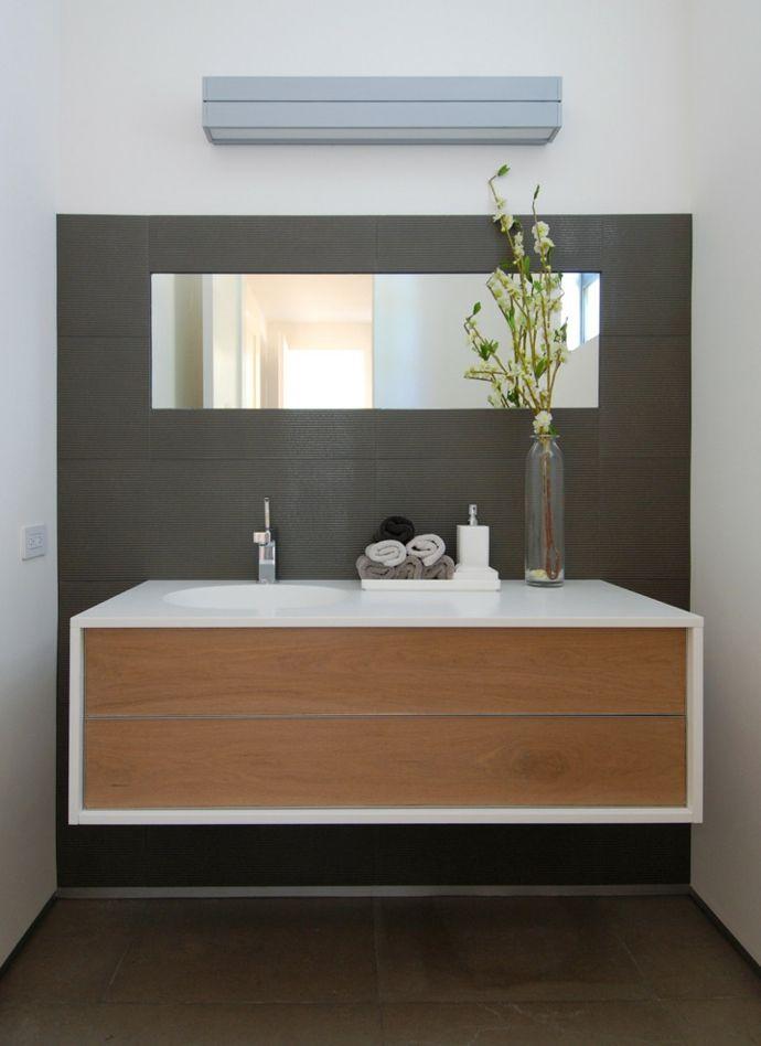 Aktuelle badezimmer trends for Spiegel badezimmer holz