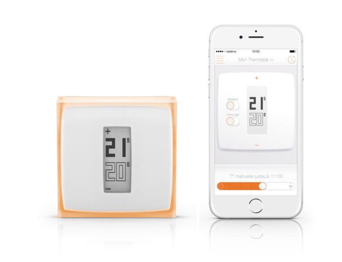 Thermostat Fernsteuerung innovativ Heizplan-Küchenelektrogeräte