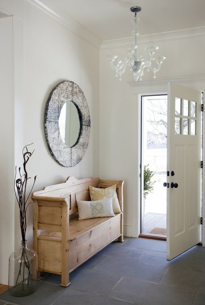 den flur einrichten. Black Bedroom Furniture Sets. Home Design Ideas