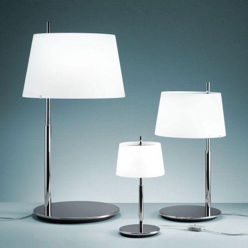 Tischleuchten Design Leuchten Hochglanz-Moderne Lampen