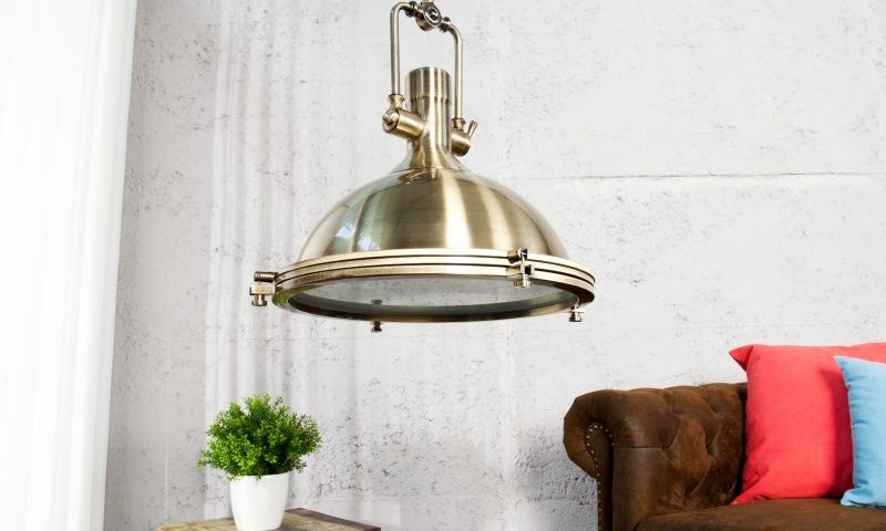 h ngeleuchte im industriedesign einzigartigkeit und. Black Bedroom Furniture Sets. Home Design Ideas