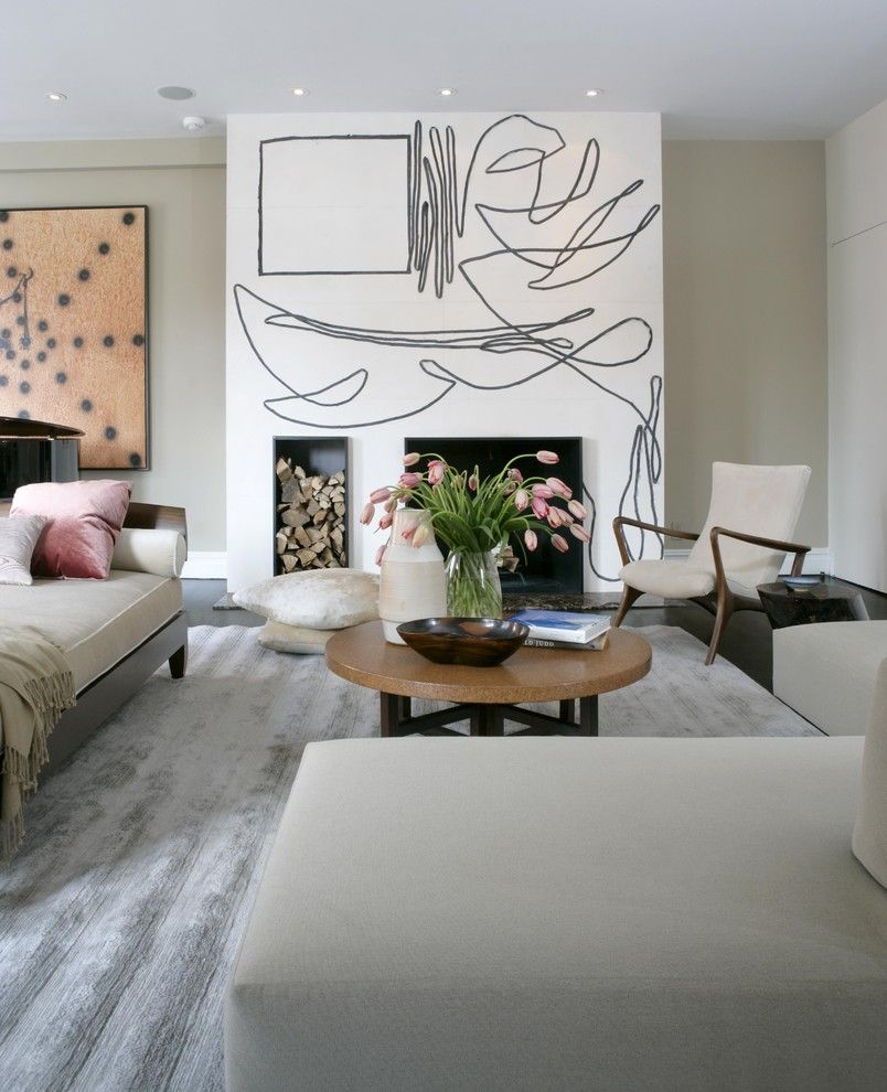 Wohnzimmer skandinavisches design-Skandinavische Möbel