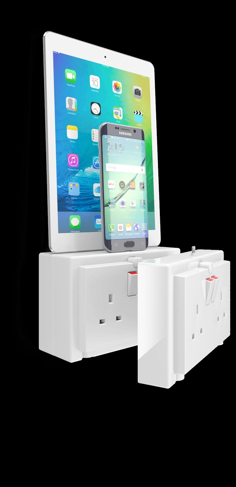 thingcharger Multi Ladegerät Tablet iPad Smartphone-innovative Geschenksideen