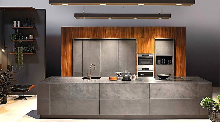 Designtendenzen f r ihre neue k che for Kitchen ideas 2017 images