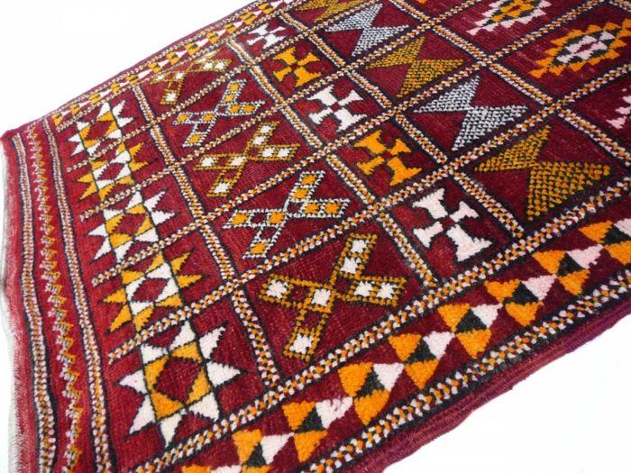 Berberteppich Vintage-Exotische Teppichideen