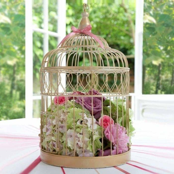 Chestha.com | Blumen Kronleuchter Idee Dekoration Mit Blumen Ideen Entsprechende Fruhlingsstimmung