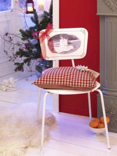 Dem Deko Stuhl einen einzigartigen Look verleihen-Schnelle und leichte selbstgemachte Geschenkideen DIY