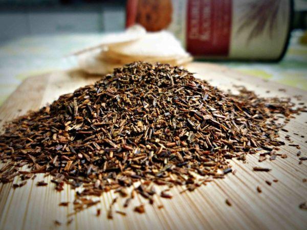 Der Rooibostee gilt als Heilmittel in Südafrika-Rooibostee Teesorten heilsam Hautprobleme
