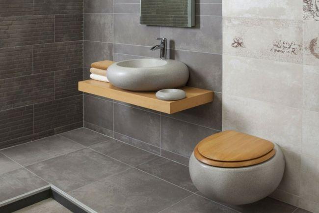 Der Toilettendeckel bleibt zu-Feng Shui fürs Badezimmer Wasser Energiefluss