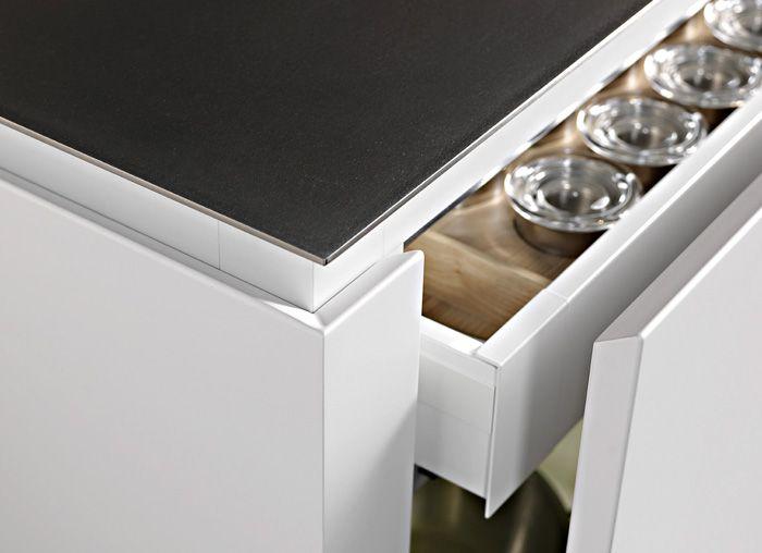 Designelemente in der modernen Küche-Tendenzen Küchentrends Design Küchenmöbel