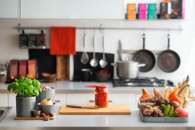k chenplanung nach feng shui und eine tolle bildergalerie. Black Bedroom Furniture Sets. Home Design Ideas