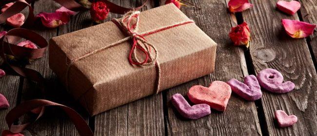 Die richtige Verpackung sagt viel aus-Dekoration zum Valentinstag