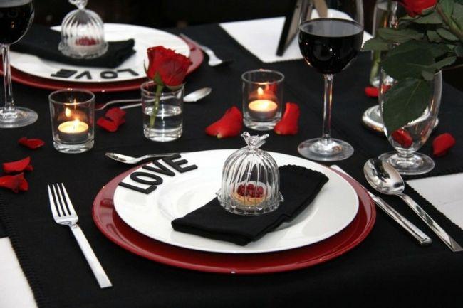 Dinner zu zweit-Ideen zum Valentinstag