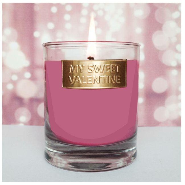 Duftkerze für sie-Valentinstag Geschenk Ideen