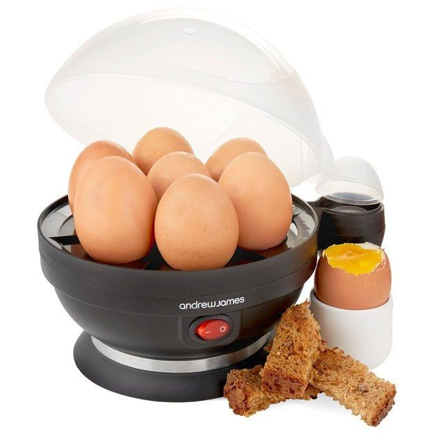 Eierkocher mit geringem Platzbedarf-Küchenzubehör Elektrogeräte Eierkocher