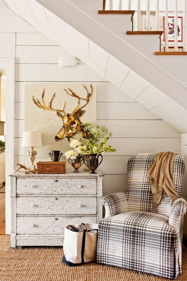 Karierte m bel und textilien f r wohnliches ambiente - Farben im interieur stilvolle ambiente ...