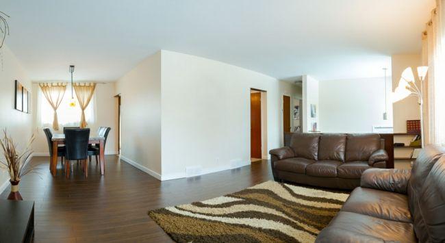 Entrümpeln Sie den Eingangsbereich-Die positive Energie fließen lassen-Feng Shui Wohnung Einrichtung Eingang Flur