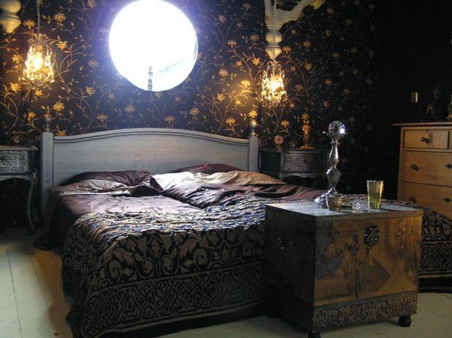 Feng Shui fürs Schlafzimmer-Feng Shui Atmosphäre Farben Wahrnehmung