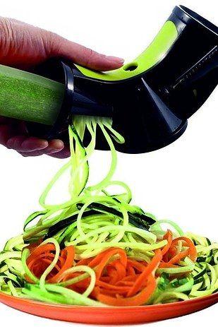 Gemüse-Spiralizer für attraktive Vorspeisen-Küchenzubehör Vegan Spiralizer