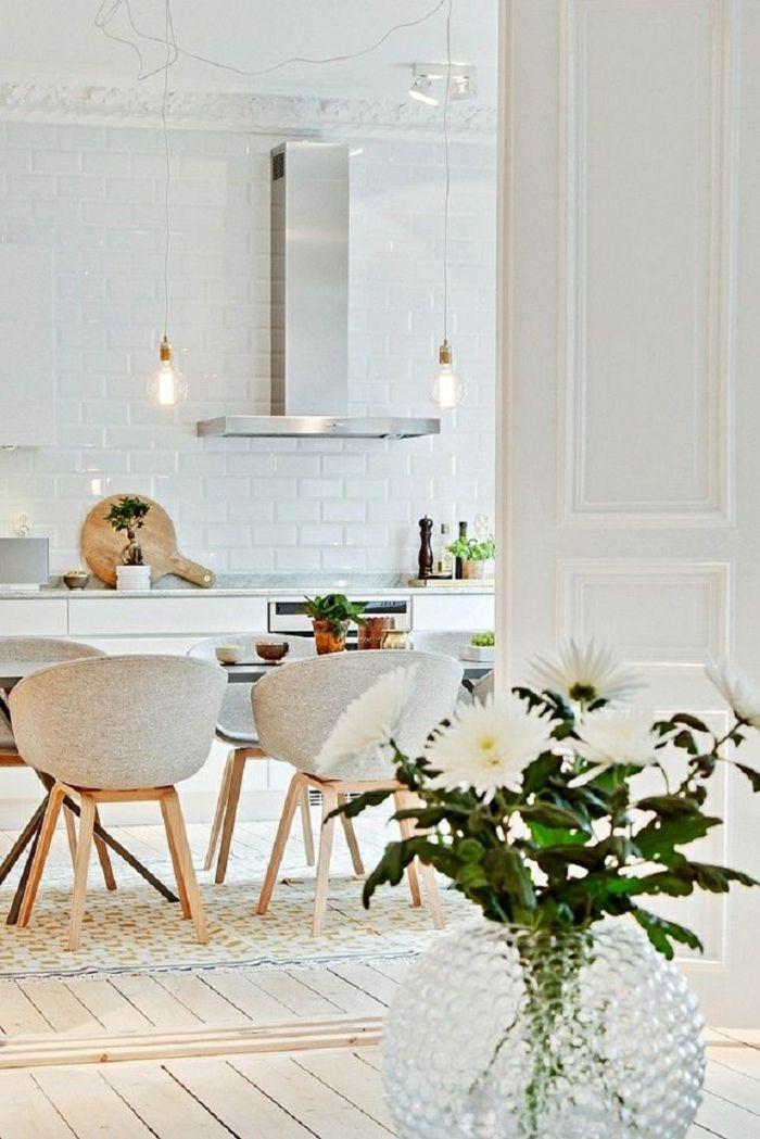 Glasvase im Landhausstil-Dekorative Bodenvasen im zeitgenössischem Design