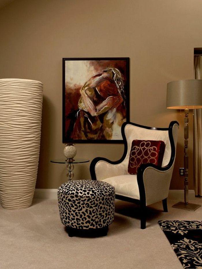 Große Bodenvase aus Keramik in Weiß-Dekorative Bodenvasen im zeitgenössischem Design