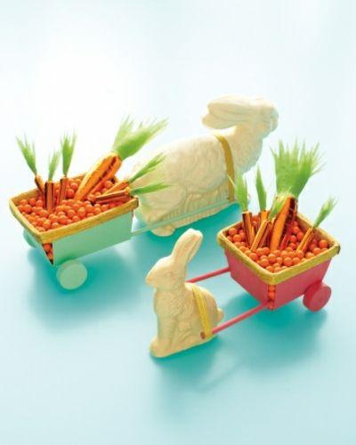 Häschen Tisch Dekoration-Tisch Dekoration Ostern