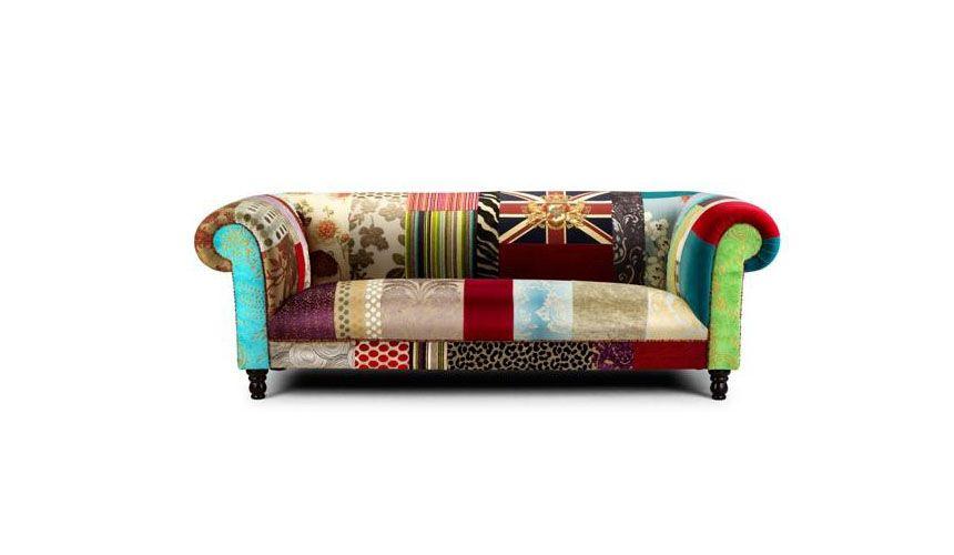 handdekorierte m bel im stil mid century modern. Black Bedroom Furniture Sets. Home Design Ideas