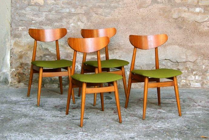 Holzstühle Vintage
