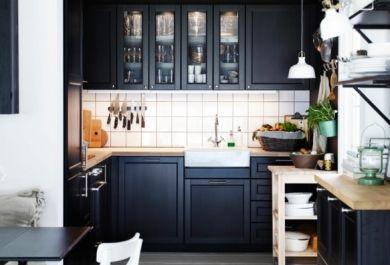 Ikea küchenregale