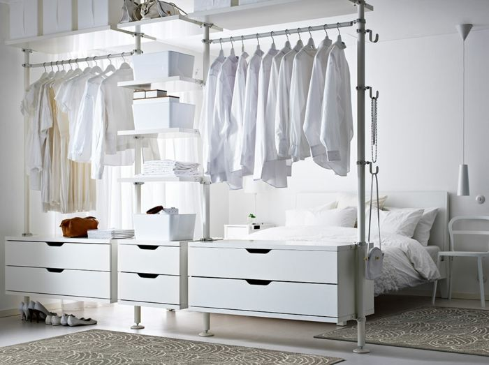 Ikea Kleiderschrank offen mit Kleiderbügeln-Hochwertige Kleiderschränke für das Schlafzimmer